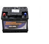 Автомобильный Курский аккумулятор 62Ач EN480А п.п. (242х175х190, B13) 62N