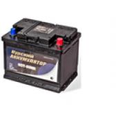 Автомобильный Курский аккумулятор 62Ач EN480А о.п. (242х175х190, B13) 62NR