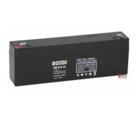 Аккумулятор 12В 2,3 А/ч GS (20шт/коробка)