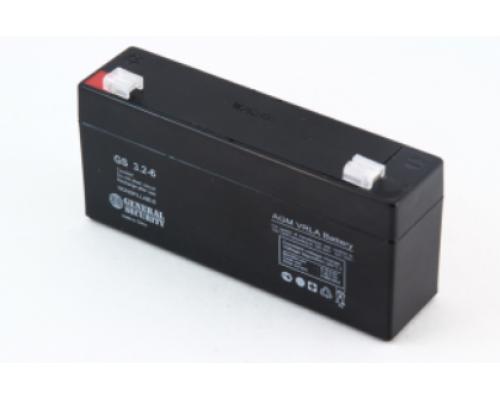 Аккумулятор 6В 3.2 А/ч GS