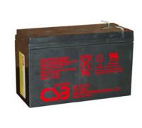 Аккумулятор для сигнализации CSB GP 1272 F2 12V 28W (12В 7,2 А/ч)