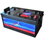 Автомобильные грузовые аккумуляторы СИЛ 225Ач EN1250А п.п. (518х273х242, B00, ПК) евро Прямая полярность