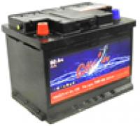 Автомобильные аккумуляторы СИЛ 55Ач EN480А п.п. (242х175х190, B13) Прямая полярность