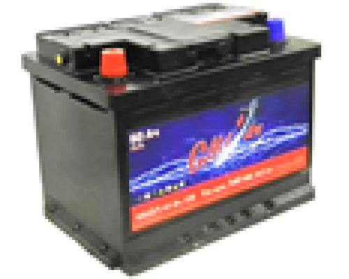 Автомобильные аккумуляторы СИЛ 60Ач EN540А п.п. (242х175х190, B13) Прямая полярность