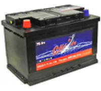 Автомобильные аккумуляторы СИЛ 100Ач EN800А п.п. (353х175х190, B13) Прямая полярность