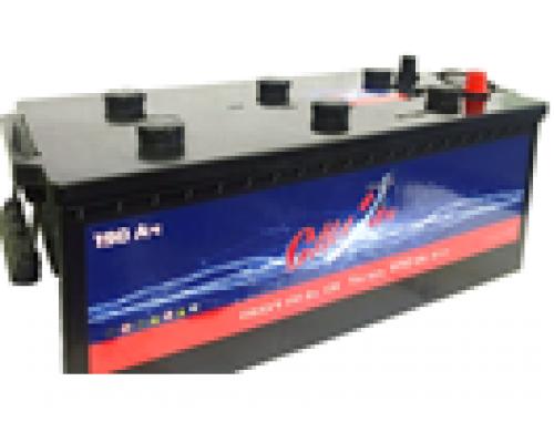 Автомобильные грузовые аккумуляторы СИЛ 190Ач EN1150А п.п. (513х223х223, B00, ПК) евро Прямая полярность