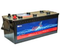 Автомобильные грузовые аккумуляторы СИЛ 190Ач EN1150А о.п. (513х223х223, B00, ПК) Камаз Обратная полярность